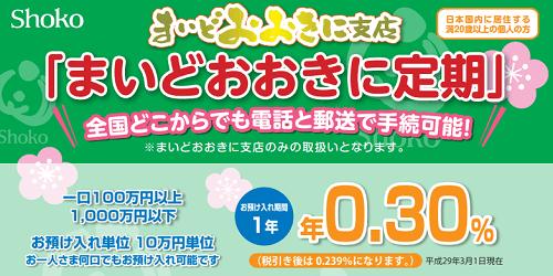 大阪商工信用金庫 金利