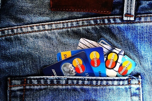 クレジットカード生活
