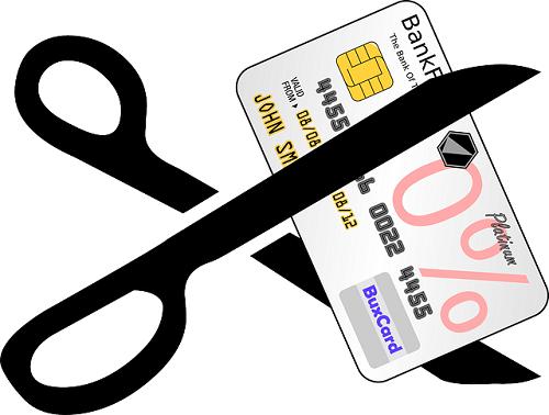 クレジットカード 注意点