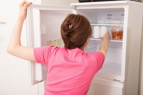 お金が貯まる冷蔵庫